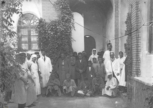 نظام پزشکی قاجارها