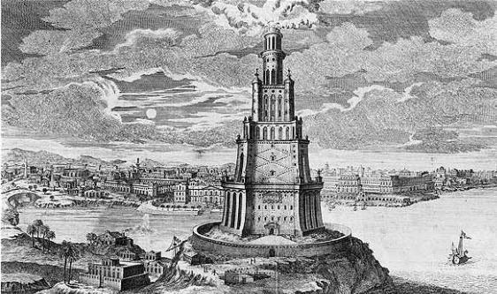 یکی از هفت عجایب جهان باستان