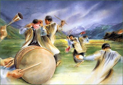 تقویم جشن های ایران باستان