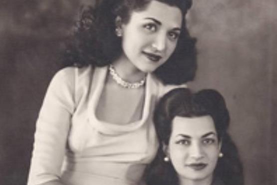 نامزدی شمس و اشرف پهلوی