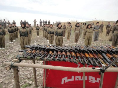 ناآرامیهای قومی در کردستان