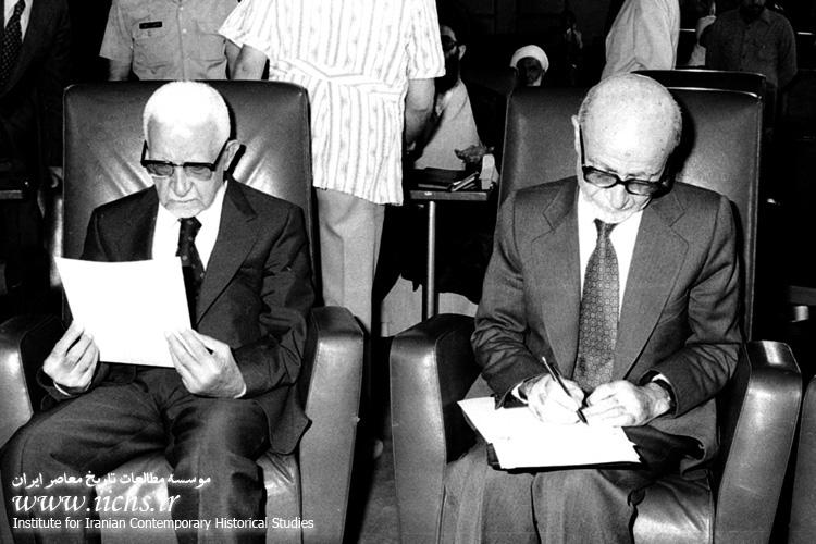 دولت موقت به روايت تصاوير