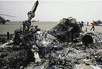 شکست تجاوز نظامی آمریکا در صحرای طبس