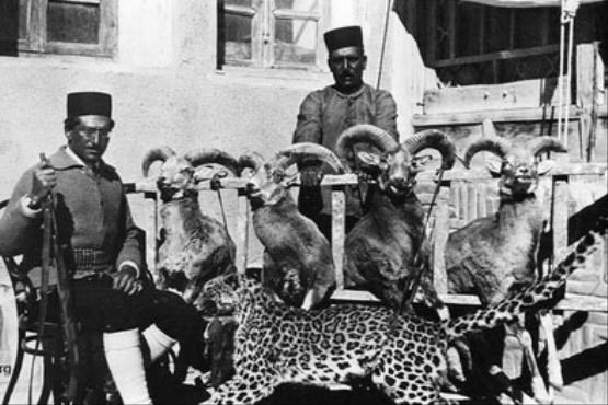 تاریخ شکار در ایران