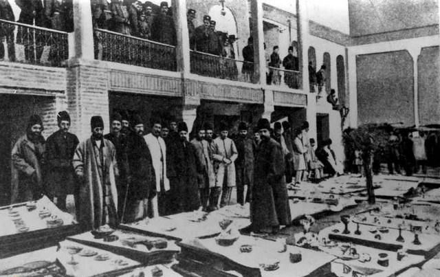 تدابیر شاه قاجار در ماه رمضان/عکس