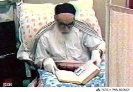 زندگی نامه امام به قلم خود امام