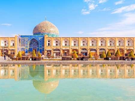 سفر به ایران، مانند شیرجه به یک کتاب تاریخی