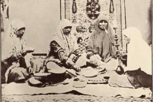 حال و روز زنان بیوه در عصر قاجار