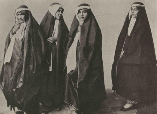 ماجراهایی خواندنی از هووهای عصر قاجار!؟