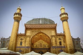 منزل منسوب به حضرت علی (ع)/تصاویر