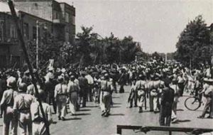 قیام 30 تیر، تجلی همبستگی ملی