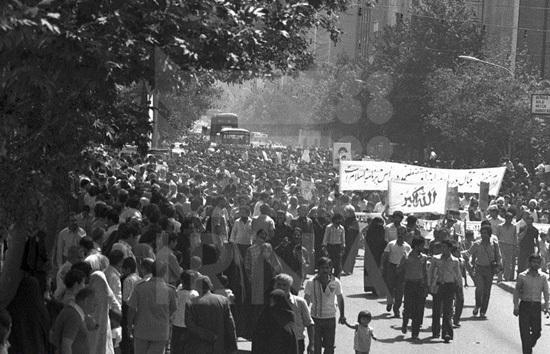 اولین روز قدس در ایران/عکس