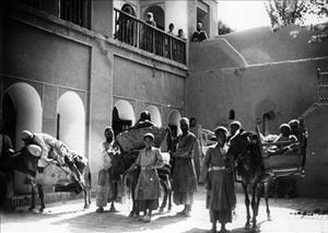 مردم شناسی عصر قاجار در لنز دوربین عکاس آلمانی(آلبوم دوم)