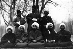 مردم شناسی عصر قاجار در لنز دوربین عکاس آلمانی(آلبوم اول)