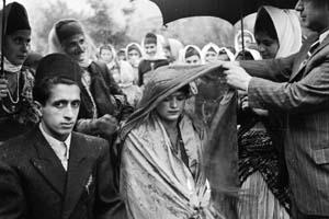 مراسمِ راهیشدن عروس به خانه داماد در عصر قاجار
