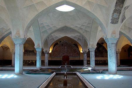 آداب و سنن حمام های قدیم ایران