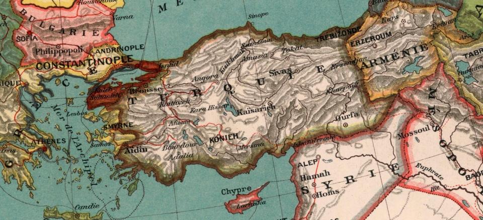 معاهدهای که مشکلاتمنطقه راکلید زد