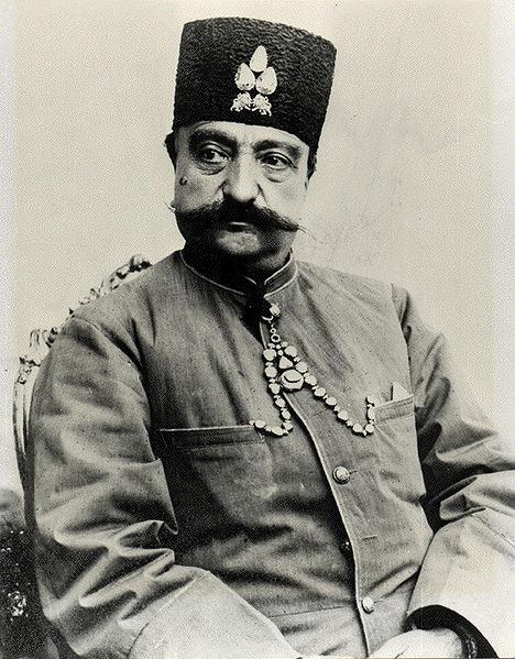 ابلاغیه پزشکی پزشک ناصر الدین شاه