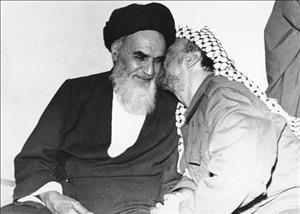 تصاويري از اولين ميهمان ديپلماتيك انقلاب اسلامي