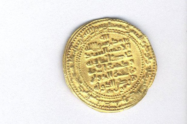 اولین سکه طلای حکومت شیعی/عکس