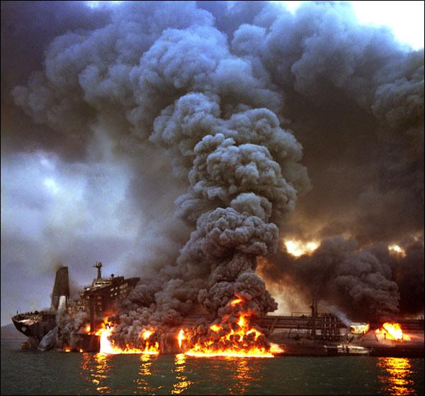 جنگ نفت کش ها