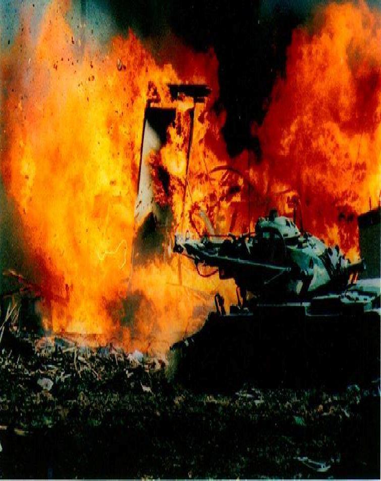 شراره های آتش جنگ فرقه ای در قرن بیستم +عکس