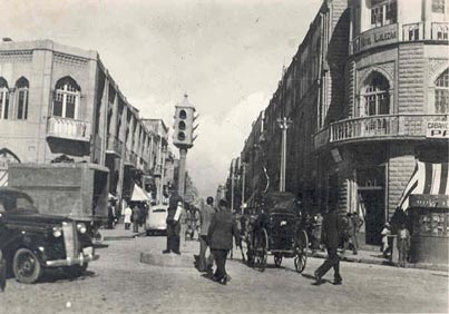 پاتوق های تهران قدیم