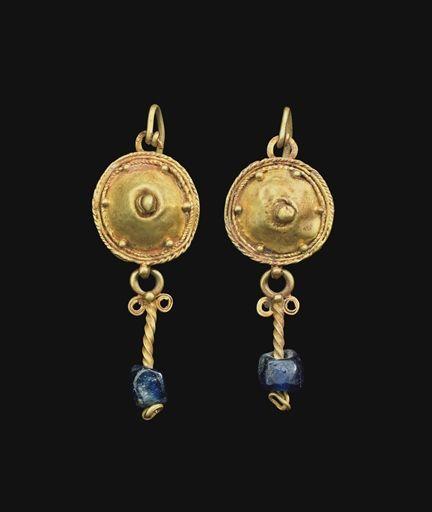 تصاویری از جواهرات دوره باستان