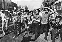 گزارش هفته نامه  نیوزویک از قیام خونین ۱۷ شهریور