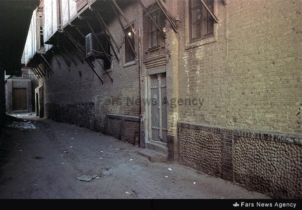 بیت امام خمینی (ره) در نجف/تصاویر