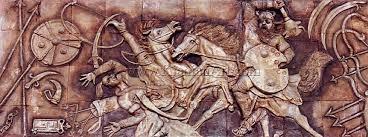 جنگ ایرانی های و چینی ها بزرگترین جنگ دنیای باستان