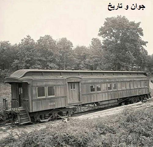 متروی واشنگتن در قدیم/عکس