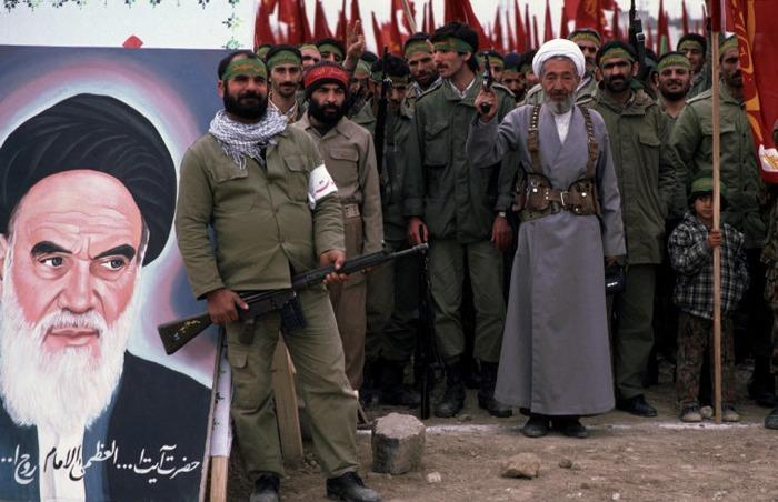 جبهه ایران به روایت عکاس فرانسوی/تصاویر