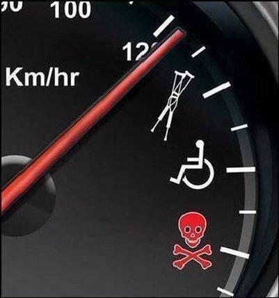 جنون سرعت یا جنون مرگ!