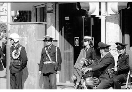 پرسنل شهربانی در زمان شاه/عکس