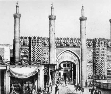 چرا تهران پایتخت شد