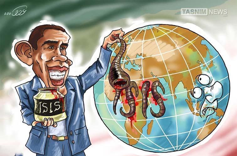 آمریکا مسول پیدایش داعش
