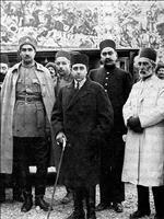 موضع احمد شاه قاجار نسبت به قرارداد 1919
