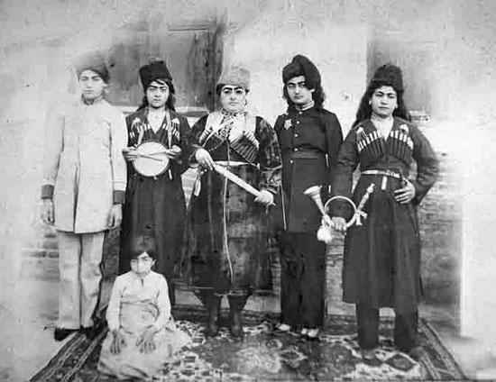 ماه محرم و تعزیههای زنانه در زمان قاجار