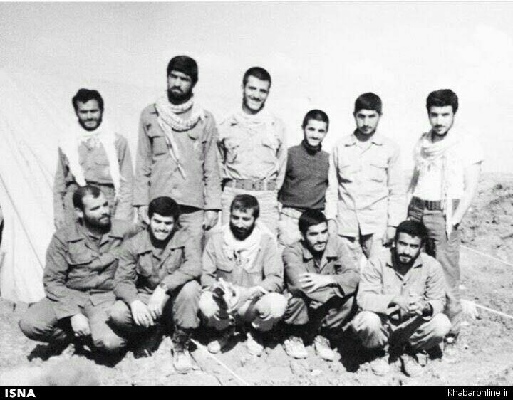 عکس / عراقچی در جبهه