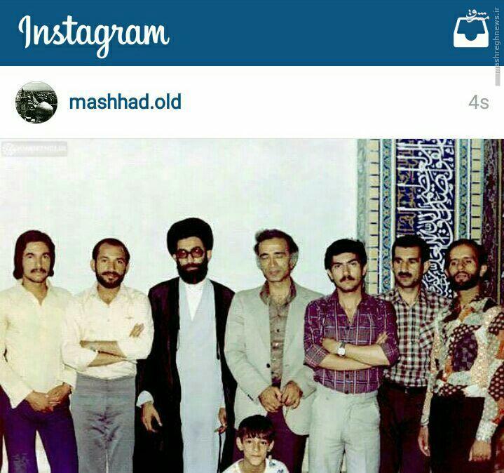 عکس/جلسات رهبر انقلاب در مسجد کرامت