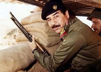 صدام از طرف آمریکا علیه ایران وارد جنگ شد