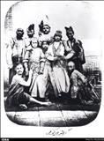 دلقکهای محبوب ناصرالدین شاه+عکس