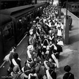 متروی لندن در 152 سال پیش +تصاویر