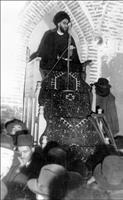 اسناد مربوط به مکاتبات شهید طباطبایی و آقا بزرگ طهرانی