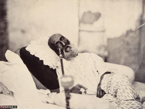 آخرین شاه مسلمان هند +عکس