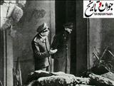 آخرین عکس گرفته شده از هیتلر/عکس