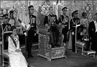 نمایش دمکراسی پهلوی دوم