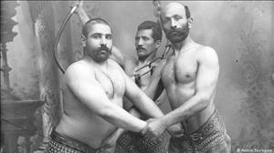 ورزش زورخانه ای ایران در دوران قاجاریه