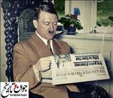 روایت فیلمبردار جنگ جهانی دوم از پیدا شدن بدل هیتلر